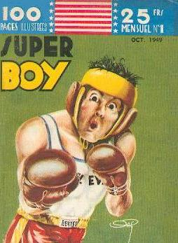 Scan Super Boy 1er