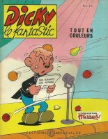 Grand Scan Dicky Le Fantastic Couleurs n° 21