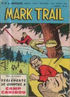 Scan de la couverture Mark Trail du Dessinateur Ed Dood