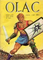 Grand Scan Olac Le Gladiateur n° 22