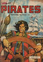 Sommaire Pirates n° 54