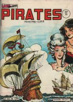 Sommaire Pirates n° 79
