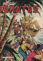 Sommaire Pirates n° 89