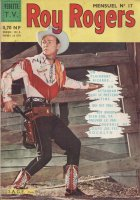 Grand Scan Roy Rogers Vedettes TV n° 17