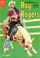 Grand Scan Roy Rogers Vedettes TV n° 12