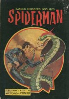 Sommaire Spiderman 1 n° 20