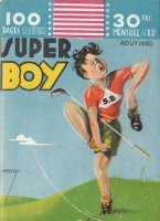 Grand Scan Super Boy 1er n° 12