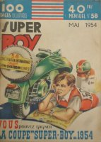 Grand Scan Super Boy 1er n° 58