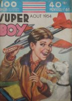 Grand Scan Super Boy 1er n° 61