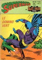 Grand Scan Superman Batman Robin n° 22