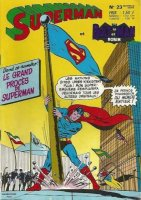 Grand Scan Superman Batman Robin n° 23