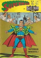 Grand Scan Superman Batman Robin n° 29