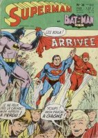 Grand Scan Superman Batman Robin n° 38