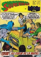 Grand Scan Superman Batman Robin n° 44