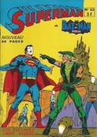 Grand Scan Superman Batman Robin n° 63
