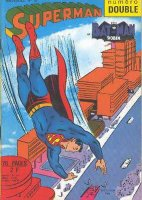 Grand Scan Superman Batman Robin n° 8