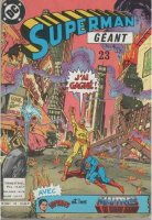 Grand Scan Superman Géant 2 n° 23