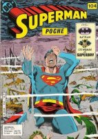Grand Scan Superman Poche n° 104