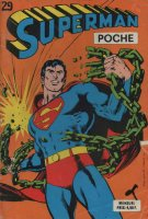 Sommaire Superman Poche n° 29