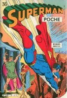 Grand Scan Superman Poche n° 36