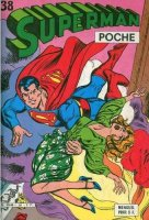 Sommaire Superman Poche n° 38