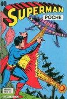 Grand Scan Superman Poche n° 40