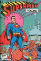 Grand Scan Superman Poche n° 42