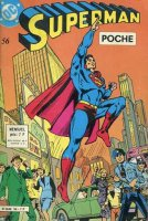 Grand Scan Superman Poche n° 56