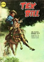 Grand Scan Tex Bill n° 21