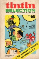 Grand Scan Tintin Sélection n° 16