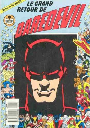 Scan Daredevil