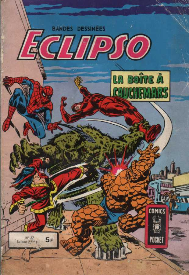 Scan de la Couverture Eclipso n° 67