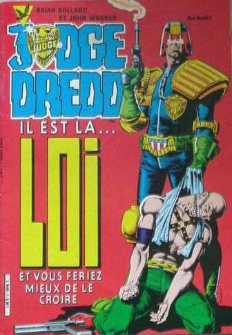 Scan Judge Dredd