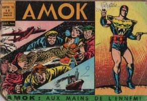 Sommaire Amok n° 10
