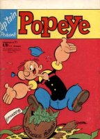 Grand Scan Cap'tain Popeye n° 71