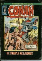 Scan de la couverture Conan Comics Pocket du Dessinateur Gil Kane
