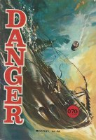 Grand Scan Danger n° 25