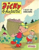 Grand Scan Dicky Le Fantastic Couleurs n° 28