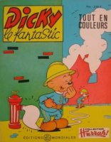 Grand Scan Dicky Le Fantastic Couleurs n° 54