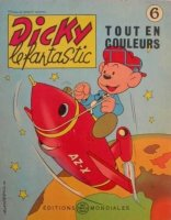 Grand Scan Dicky Le Fantastic Couleurs n° 6