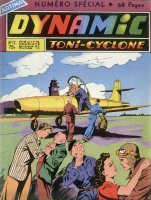 Grand Scan Dynamic Toni Cyclone n° 72