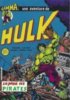 Grand Scan Hulk Gamma n° 20