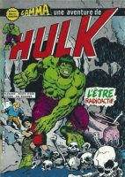 Grand Scan Hulk Gamma n° 21