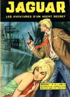 Grand Scan Jaguar Agent Secret n° 12