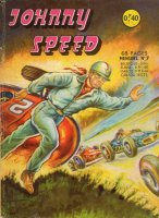 Grand Scan Johnny Speed n° 7
